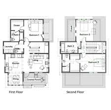 Beach Cabin Plans 282 Best Cottage Plan Favs Images On Pinterest Small House Plans