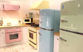 colorful kitchen appliances colorful kitchen appliances eye catching kitchen appliances a fun