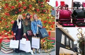 designer outlet in roermond the present at designer outlet roermond a dash of fash
