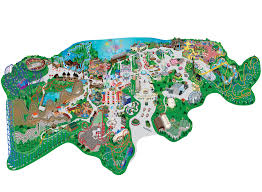 6 Flags Map File Six Flags Great Adventure Map Png Roller Coaster Wiki
