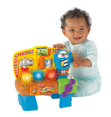 amazon com fisher price laugh u0026 learn learning workbench toys