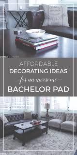 bachelor pad ideas decorating a young man u0027s apartment bachelor