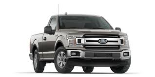 list of 2018 ford f 150 exterior paint color options