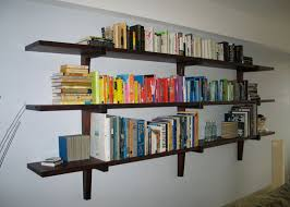 Wall Bookshelves Plain Decoration Wall Hanging Bookshelves Nonsensical Find Out
