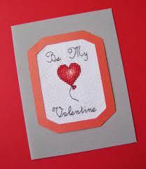 be my cross stitch card tutorial lulabelle handicrafts