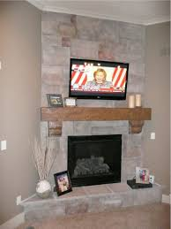 Fake Exposed Brick Wall Fireplace Makeovers Three Ideas In One Faux Wood Workshop