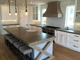 big kitchen island ideas island countertop ideas try one of these stunning kitchen island