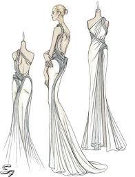 the 25 best dress design sketches ideas on pinterest dress