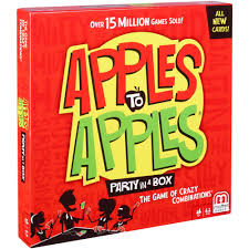 games to play for thanksgiving party apples to apples party box walmart com