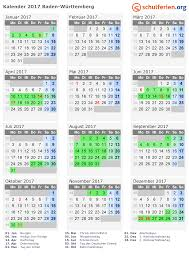 Ferienkalender 2018 Bw Kalender 2017 2018 2019 Baden Württemberg