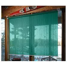 Hunter Green Window Curtains by Castlecreek Sunscreen Roll Up Window Shade 232384 Awnings