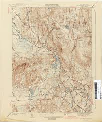 massachusetts road map massachusetts historical topographic maps perry castañeda map