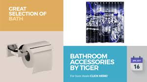 Tiger Bathroom Designs Bathroom Accessories By Tiger Great Selection Of Bath Products