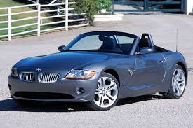 bmw z4 convertable 2005 bmw z4 overview cars com