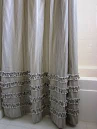 Blue And Red Striped Curtains Best 25 Striped Shower Curtains Ideas On Pinterest Green Home