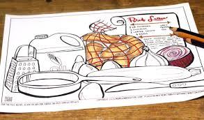 hanukkah coloring page free printable hanukkah coloring page for adults latkes recipe