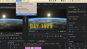 adobe premiere cs6 templates free download create titles and motion graphics with the graphics workspace in
