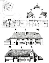 arts and crafts house plans voysey vodin house google search arts and crafts pinterest