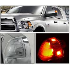 towing mirrors for dodge ram 3500 12 dodge ram 10 12 2500 3500 power heated led chrome
