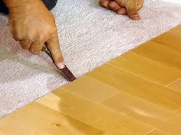 how to install hardwood flooring and tile inlay
