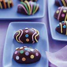 chocolate covered eggs chocolate covered candy eggs