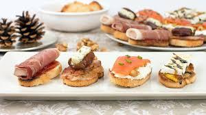 4 christmas appetizer ideas quick u0026 easy crostini recipes youtube