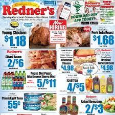 redner s markets weekly ad november 19 november 25 2017