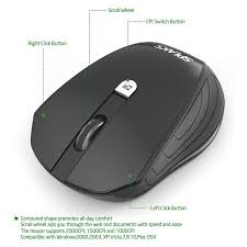 amazon com wireless mouse splaks 2 4ghz wireless optical mouse