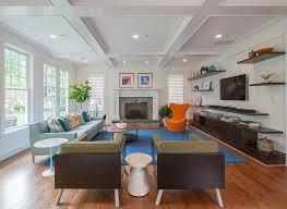 Craftsman Interior Colors Bethesda Modern Home Bossy Color Annie Elliott Interior Design