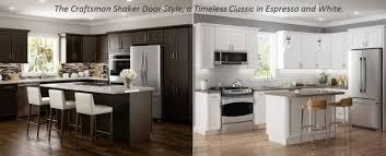 Kitchen Cabinets Sales by White Espresso Kitchen Cabinets Sale Chicago 60638 Showroom