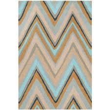 Outdoor Rug 4x6 4 X 6 Chevron Outdoor Rugs Rugs The Home Depot