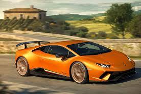 Lamborghini Huracan Custom - lamborghini unveils u0027ring master huracan performante automobile