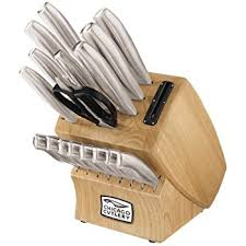 chicago cutlery kitchen knives chicago cutlery fusion knife block set 1090390 18