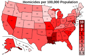 Chicago Homicide Map by Where Are Americans Dying From Gunfire Visualizing The