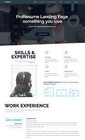 Best Resume Header Format by 15 Best Html Resume Templates For Awesome Personal Sites