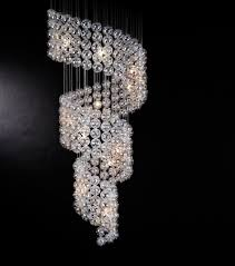 Cascading Glass Bubble Chandelier 4 Cascading Chandeliers You Need Now Louie Lighting Blog