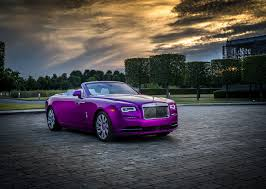 rolls royce dawn rolls royce u201cdawn in fuxia