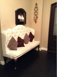 How To Make A Banquette Bench High Back Dining Bench Foter