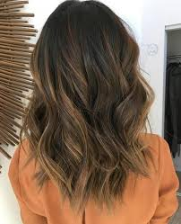 brunette hairstyle with lots of hilights for over 50 234 best color images on pinterest hair colors hair color and