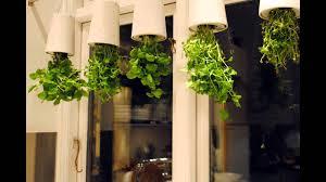 how to make a kitchen herb garden youtube