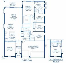soho a new home floor plan at waterset inspiration 60 u0027s by homes