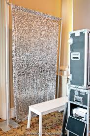 photo booth backdrops silver sparkle background for youbooth random
