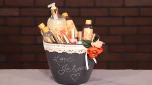 creative gift baskets creative gift basket ideas chalkboard gift basket joann