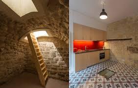 17th century parisian apartment with a hidden slurry pit