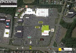 Freehold Mall Map Manalapan Epicentre Route 9 South Rj Brunelli U0026 Co Inc