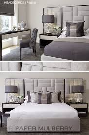 Padded King Size Headboards by Luxury Upholstered Headboards 7550