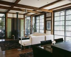 Glass Floor L Glass Doors For Modern Japanese Living Room Ideas With