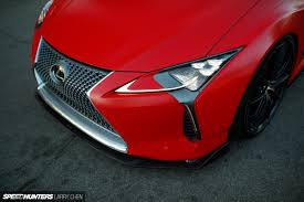 lexus cars red why cut up a 100 000 car speedhunters
