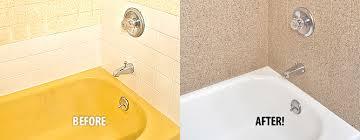 Resurface Fiberglass Bathtub Tubs Kitchen U0026 Bath Reglazing