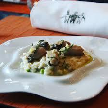 recette de cuisine de chef étoilé recette d exception risotto aux grenouilles menthe et gingembre